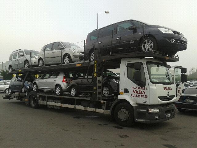 Transports livraison v hicules utilitaires yvelines d - Garage utilitaire occasion ile de france ...